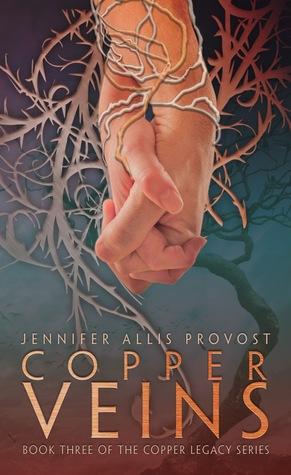 Copper Veins (Copper Legacy, #3)