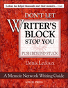 Don't Let Writer's Block Stop You