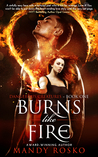 Burns Like Fire (Dangerous Creatures #1)
