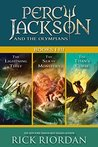 Percy Jackson and...