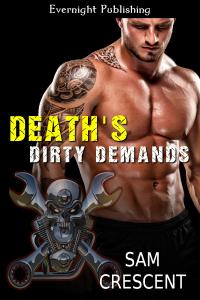 Death's Dirty Demands (Chaos Bleeds MC, #5)