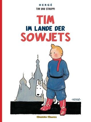 Tim im Lande der Sowjets (Tintin, #1) par Hergé