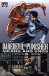 Daredevil vs. Punisher: Means and Ends