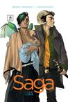 Saga, Volume Um by Brian K. Vaughan