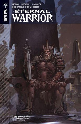 Eternal Warrior, Volume 2: Eternal Emperor