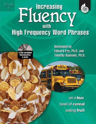 Increasing Fluency with High Frequency Word Phrases: Grade 1 [With 2 CDROMs]