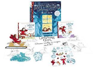 Happy Holidays, Ladybug Girl! Gift Set