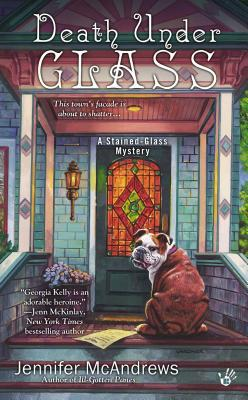 Death Under Glass (Stained-Glass, #2)