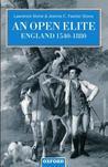 An Open Elite: England 1540-1880