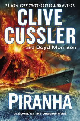 Piranha (The Oregon Files, #10)