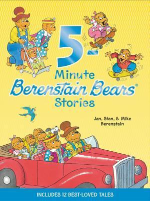 5-Minute Berenstain Bears Stories 978-0062360182 por Mike Berenstain PDF MOBI