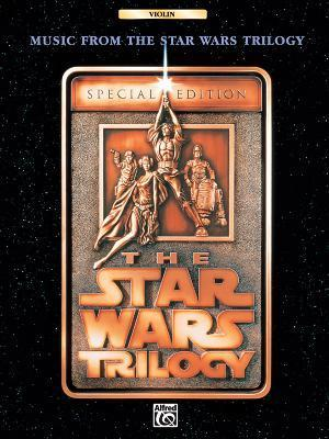 Music from the Star Wars Trilogy Special Edition: Violin