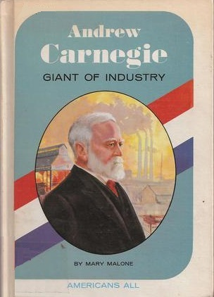 andrew carnegie and his voyage to an american tycoon In carnegie's maid, marie benedict skillfully introduces us to clara, a young woman who immigrates to american in the 1860s and unexpectedly becomes the maid to andrew carnegie's mother clara becomes close to andrew carnegie and helps to make him america's first philanthropist.
