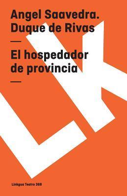 El hospedador de provincia