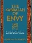 The Kabbalah of Envy by Nilton Bonder