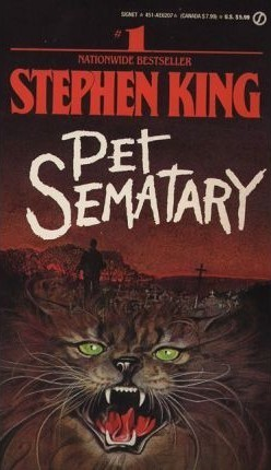 Pet Sematary by Stephen King