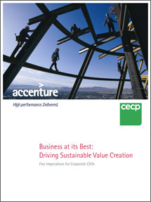 Driving Sustianable Value Creation