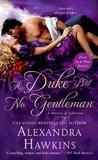 A Duke but No Gentleman by Alexandra Hawkins