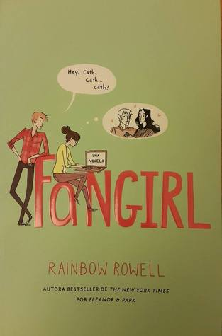 Ebook Fangirl by Rainbow Rowell TXT!