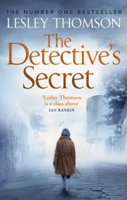 The Detective's Secret (The Detective's Daughter, #3)