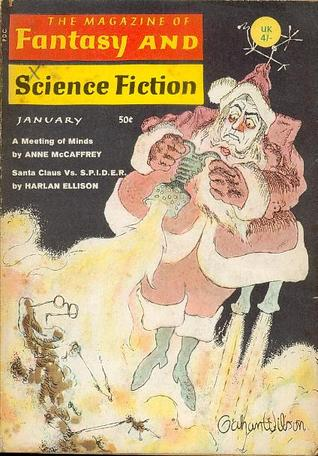 The Magazine of Fantasy and Science Fiction, January 1969 (The Magazine of Fantasy & Science Fiction, #212)