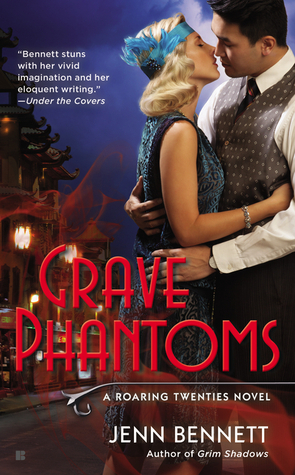 Book Review: Jenn Bennett's Grave Phantoms