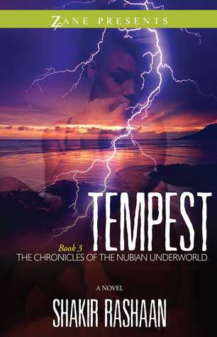 Tempest (The Chronicles of the Nubian Underworld #3)