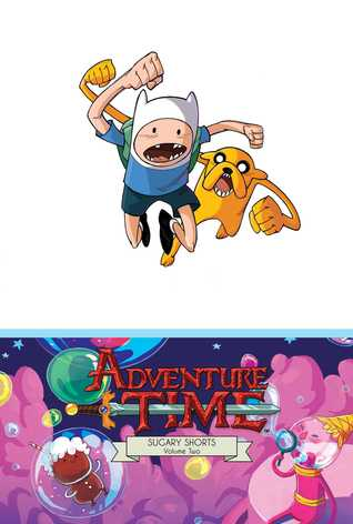 Adventure Time: Sugary Shorts Vol. 2 Mathematical Edition