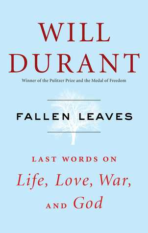 Fallen Leaves: Last Words on Life, Love, War, and God EPUB