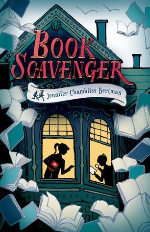 Book Scavenger (Book Scavenger, #1)