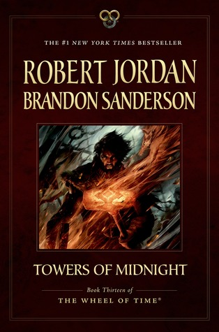 Towers of Midnight(The Wheel of Time 13)