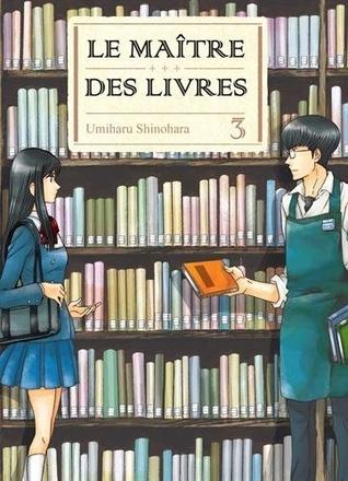 Le Maître des livres, tome #3 (Le Maître des livres #3)