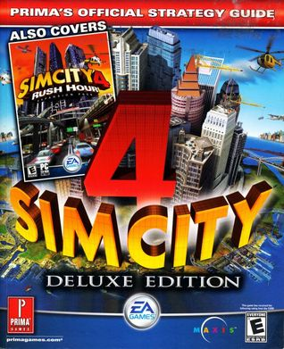 SimCity 4: Deluxe Edition (also Covers Rush Hour Expansion)