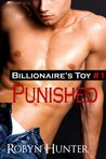 Punished (Billionaire's Toy #1)