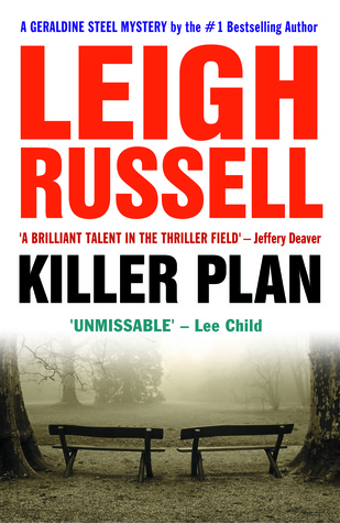 Killer Plan (DI Geraldine Steel, #7)