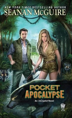 Review: Pocket Apocalypse by Seanan McGuire (@jessicadhaluska, @seananmcguire, @dawbooks)