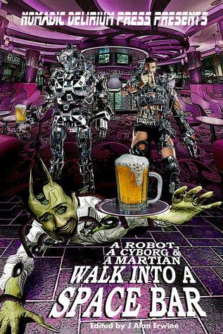 A Robot, a Cyborg, and a Martian Walk into a Space Bar