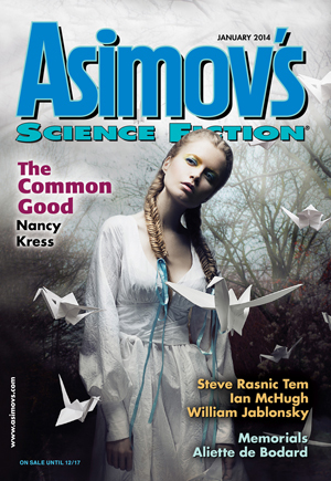 Asimov's Science Fiction, January 2014 (Asimov's Science Fiction, #456)