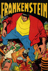 Frankenstein :The Mad Science of Dick Briefer