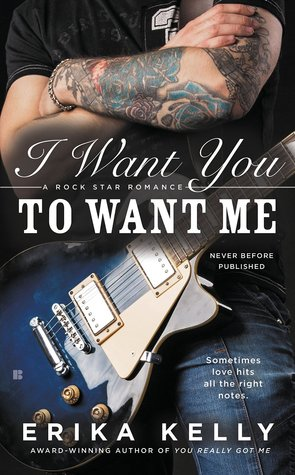 {Review} I Want You to Want Me by Erika Kelly