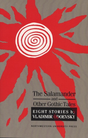The Salamander and Other Gothic Tales