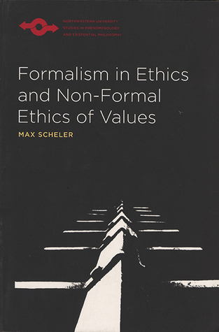 Formalism in Ethics and Non-Formal Ethic...