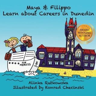 Maya & Filippo Learn about Careers in Dunedin