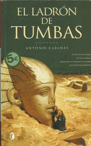 El ladrón de tumbas Book Cover