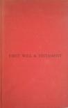 First Will & Testament