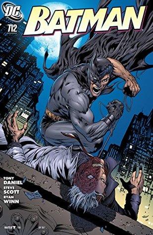 Batman (1940-) #712