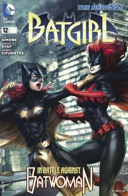 Batgirl #12 (The New 52 Batgirl, #12)