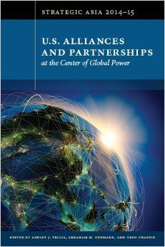 Strategic Asia 2014–15: U.S. Alliances and Partnerships at the Center of Global Power