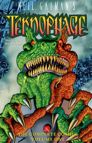 Neil Gaiman's Teknophage: The Complete Comics, Volume One