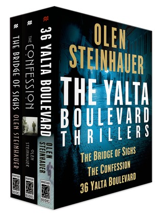 The Yalta Boulevard Thrillers, Books 1-3: The Bridge of Sighs, The Confession, 36 Yalta Boulevard